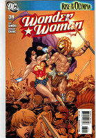 Wonder Woman - Rise Of The Olympian #31