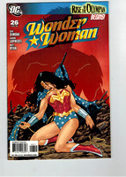 Wonder Woman - Rise of the Olympian #26