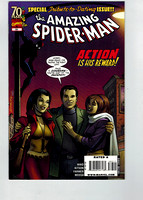 The Amazin SPIDERMAN - Special Tribute to Dating Issue